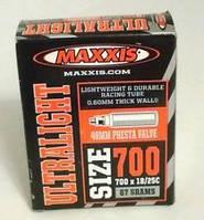 Велокамера Maxxis 700 x 18/25c (Presta 48mm)