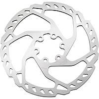 Тормозной вело Ротор (тормозной диск) Shimano SLX SM-RT66 180мм, монтаж 6 болтов
