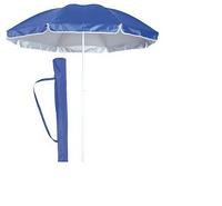 Зонт торговый пляжный с клапаном 2,5м