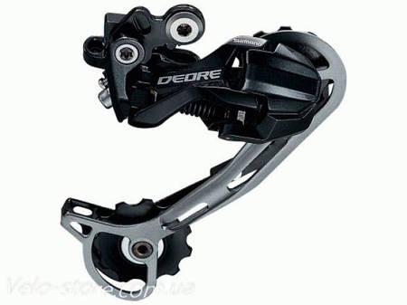 Перекидка Задняя велосипедная Shimano Deore RD-M592 SGS, 8/9 скоростей, длинная лапка