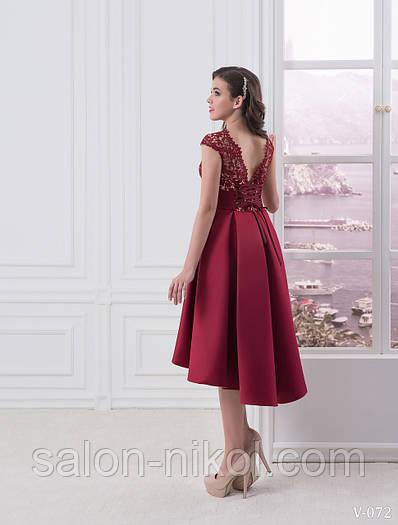 Вечернее, выпускное платье V-072