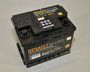 Аккумулятор L2 60AH на Renault Kangoo 97->2008 — Renault (Оригинал) - 7711238597