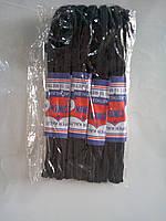 Резинка для трусов, узкая, чёрная