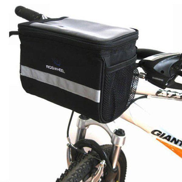 Велосумка с креплением на руль велосипеда