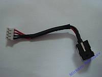 Разъем для ноутбука Asus K50 с кабелем, новый
