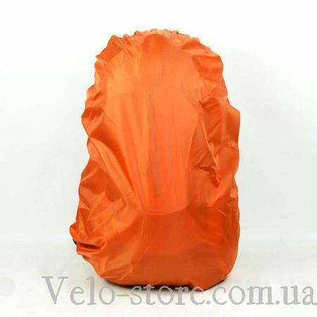 Дождевик для рюкзака объемом 30 - 40л