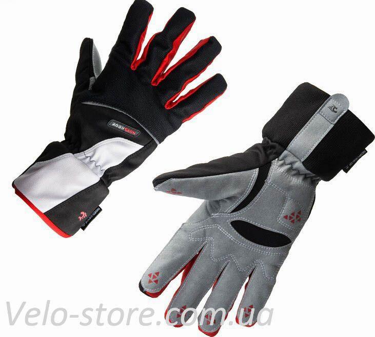 Зимние непродуваемые перчатки Robesbon