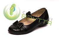 Туфли на девочку с бантиком