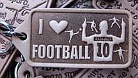 Брелки, брелоки: I Love Football !