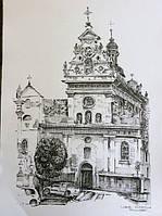 Работы выполненные линером Faber Castel архитектором Константином Нагорным
