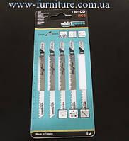 Пилочки для лобзика Т-301 CD,HCS,Whirl power(резка толстых заготовок)