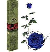 вечная роза в колбе не вянет 5 лет. 7/46 см. НАЛОЖКА!