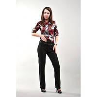 Женские брюки  молодежные (175 модель) Габардин турецкий