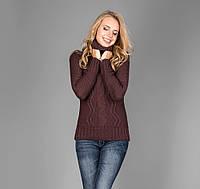 Женский уютный свитер