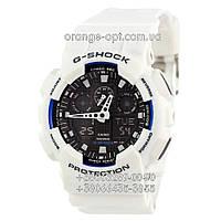 Часы Casio G-Shock GW-A1100 black/white Класс-AAA