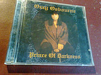 Ozzy Osbourne Prince Of Darkness 2CD б/у