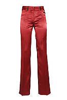 Женские брюки (модель Лакоста) Атлас крансый