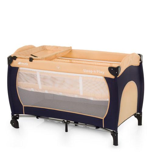 Манеж-кроватка для ребенка Hauck Sleep'n Play Center 2017