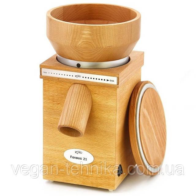 KoMo Fidibus 21 электрическая мельница для зерна бытовая