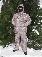 Зимний костюм для охоты и рыбалки Алова теплый и комфортный