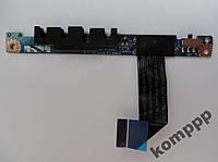 Плата LED Lenovo G570 G575 PIWG2 LS-6754P