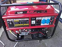 Электрогенератор бензиновый ELITE lux ELT 5000