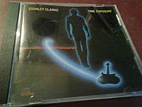 Stanley Clarke Time Exposure CD фирм б/у
