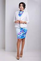 Стильный женский пиджак - 23146 (2 цвета)