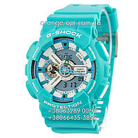 Часы Casio G-Shock GW-A1100 turquoise Класс-AAA
