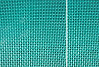 Виниловая канва 14ct, зеленая, 50*45см