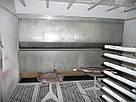 Фарбувальна камера ГорлушКо ОКП-4 бо з припливною вентиляцією, водяним підлогою та екраном, фото 2