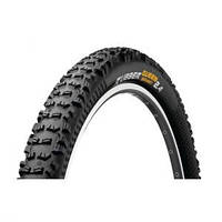 Покрышка Continental RUBBER QUEEN 26x2.4 black foldable ProTection + Apex