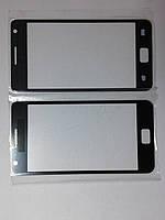 Cтекло  Samsung I9100, Galaxy S II черное high copy.