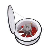 Вытяжной вентилятор 40W 20см 220-240V HL961