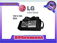 Зарядний пристрій  LG 19V 4.74A 90W 5.5*2.5, фото 1