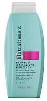 Шампунь для интенсивного увлажнения сухих и поврежденных волос 1000 мл Brelil Biotraitement Hydra