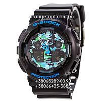 Часы Casio G-Shock GW-A1100 black/militari Класс-AAA
