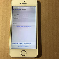 IPhone 5S 16гб Gold (оригинал) неверлок