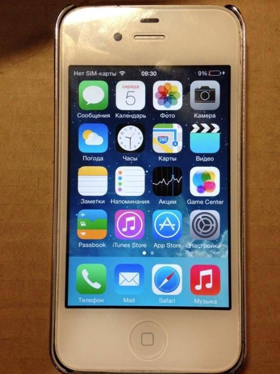 Logicboard iphone 4 32гб(материнская плата)