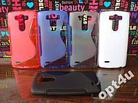 Чехол для на LG G3 Mini силиконовый G3s бампер