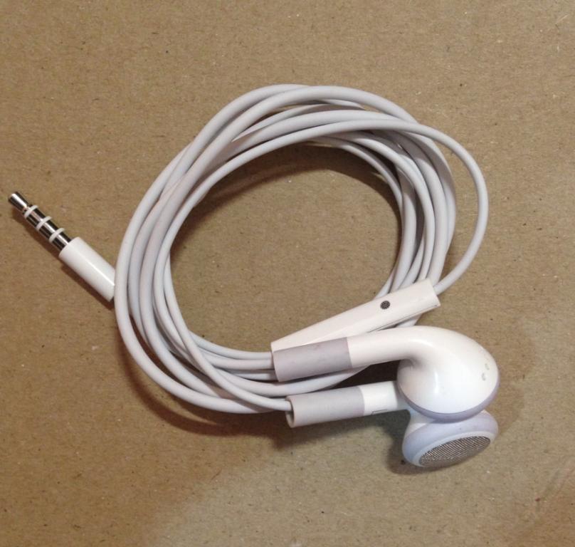Apple наушники для iphone ( оригинал)