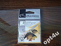 Крючки KAMALSU размер цена за одну упаковку