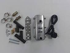Предпусковой подогреватель двигателя с помпой Атлант 1,5 кВт., фото 3