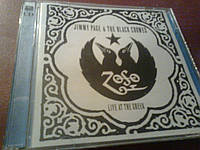 Jimmy Page & The Black Crowes Live... 2CD б/у