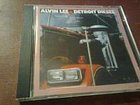 Alvin Lee Detroit Diesel CD б/у