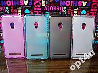 Чехол силиконовый для ASUS ZenFone 5 6 бампер футляр