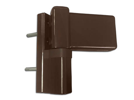 Дверная петля DHN коричневая, фото 2