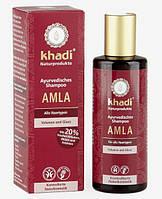 """Аюрведический шампунь """"AMLA"""" для всех типов волос, Khadi"""