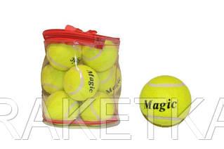 Мяч для большего тенниса 12 шт.