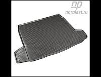 Коврик в багажник Citroen C5 с 2008- / цвет:черный
